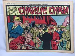 """Récit Complet, Collection """"Les Belles Aventures"""", La Dernière Enquête De Charlie Chan - Magazines Et Périodiques"""