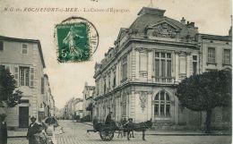 N°55929 -cpa Rochefort Sur Mer -la Caisse D'Epargne- - Banques
