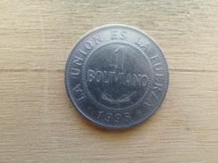Bolivie  1  Bolivano  1995  Km 205 - Bolivie