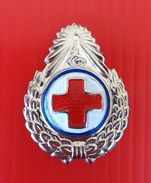 THAILAND - RED CROSS PINS FOR SCHOOLGIRLS - NEW NEVER USED - Medical