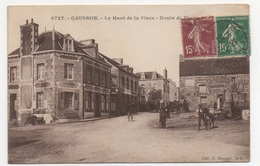 22 COTES D'ARMOR - GAUSSON Le Haut De La Place, Route De Ploeuc - Francia