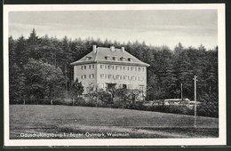 AK Weismain / Bayer. Ostmark, Blick Auf Das Gauschulungsburg I - Unclassified