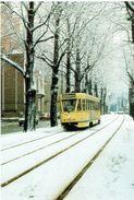 UCCLE-AVENUE CHURCHILL-TRAM 23-STIB - Vervoer (openbaar)