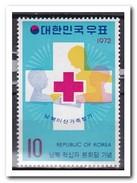 Zuid Korea 1972, Postfris MNH, Red Cross - Corée Du Sud