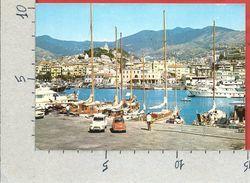 CARTOLINA VG ITALIA - SANREMO (IM) - Veduta Panoramica Del Porto - 10 X 15 - ANN. 1975 - San Remo