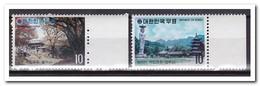 Zuid Korea 1972, Postfris MNH, National Park - Korea (Zuid)