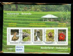 NEDERLAND 2010 * BLOK * BLOCK * BLOC * INDONESIA - BELANDA  * POSTFRIS GESTEMPELD - 1980-... (Beatrix)