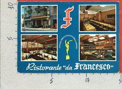 CARTOLINA VG ITALIA - SANREMO (IM) - Ristorante Da Francesco - 10 X 15 - ANN. 1982 - San Remo