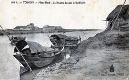 Tonkin Nam-dinh La Riviere Devant La Distillerie (LOT 7) - Viêt-Nam