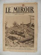 Le Miroir Guerre 1914/1918> Journal N°152 > 22.10.1916 > La Guerre Sous Marinedevant New Yock,Verdun Place L'Archevéché - War 1914-18