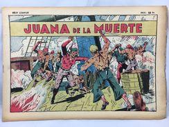 Récit Complet, Impression Spéciale, Juana De La Muerte - Magazines Et Périodiques