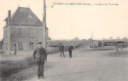 ¤¤  -  NOGENT-LE-BERNARD   -   La Gare Du Tramway  -  Chemin De Fer   -  ¤¤ - France