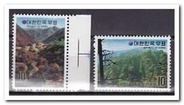 Zuid Korea 1972, Postfris MNH, National Parks - Korea (Zuid)