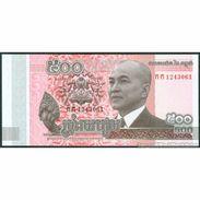 TWN - CAMBODIA 66 - 500 Riels 2014 UNC - Cambodia
