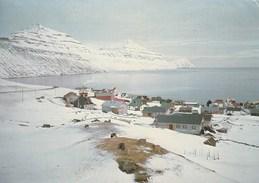 7087.   Sidrugota - Faroer - Faer Oer - Foroyar - 1963 - Faroe Islands