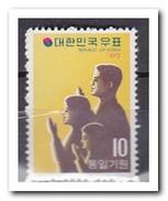 Zuid Korea 1973, Postfris MNH, National Association - Korea (Zuid)