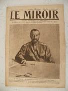 Le Miroir Guerre 1914/1918> Journal N°155 > 12.11.1916 > Le Tar Nicolas II, Sous Marin U 53 Dans Les Eaux Américaines - War 1914-18