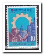 Zuid Korea 1973, Postfris MNH, Labor Day - Korea (Zuid)