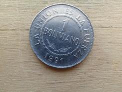 Bolivie  1  Bolivano  1991  Km 205 - Bolivia