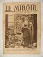 Le Miroir Guerre 1914/1918> Journal N°156 > 19.11.1916 >Fort De Douaumont,Batonnier Belge Théodor - War 1914-18