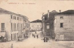 Italie CAMISANO V Via XX Settembre - Autres Villes