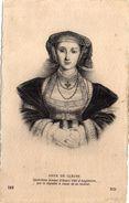 Anne De Clèves Quatrième Femme D' Henri VIII    (100198) - History