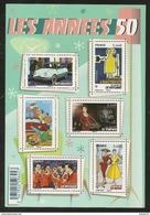 2014 - Bloc Feuillet F4875 Les Années 50  N° 4875 NEUF** LUXE MNH - Sheetlets
