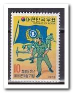 Zuid Korea 1973, Postfris MNH, Reservists Association - Korea (Zuid)