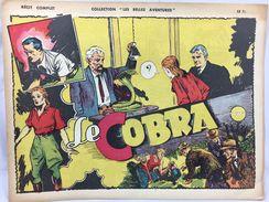 """Récit Complet, Collection """"Les Belles Aventures"""", Le Cobra - Magazines Et Périodiques"""