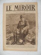Le Miroir Guerre 1914/1918> Journal N°159 > 10.12.1916 >Tanks De L'armé Britannique,Vainqueur De La Somme Reconquis - War 1914-18