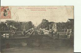 CAMBODGE - PHNOM PEN -  AND256 - Cambogia