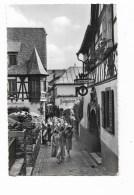 RUDESHEIM AM RHEIN - DROSSELGASSE  VIAGGIATA  FP - Ruesselsheim