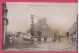 29 - KERITY----Village Min-Guen---animé - France