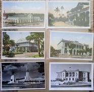 Mozambique Lot 6 Cpa  Lourenço Marques Ex Colonie Portugal Afrique - Mozambique