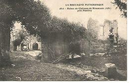 56    Rimaison    Ruines Du Chateau - France