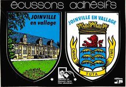 Joinville écusson Blason Adhésif - Joinville