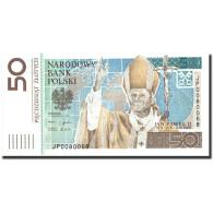 Pologne, 50 Zlotych, 2006, 2006-10-16, KM:178, NEUF - Polonia