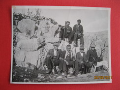 Croatia - Dalmacija Lovci Ca.1930 - Original Photo - Croatia