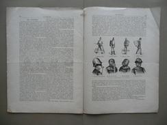 Gli Incendii Pogliaghi Pompieri Apparati Respiratori La Natura N.7 Febbraio 1884 - Libri, Riviste, Fumetti