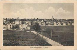 -ref V408- Allemagne - Oberhochstadt  - Carte Bon Etat  - - Unclassified