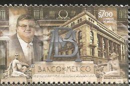 RJ) 2017 MEXICO, BANK OF MEXICO, MNH - Mexico