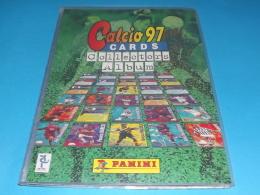 Calcio 97 Cards Album Completo Di Tutte Le Cards Calciatori Panini - Panini