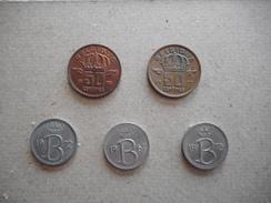 Lotje 14 Munten BELGIE - Sammlungen