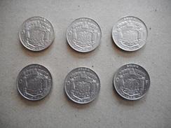 Lotje 6  Munten 10FRANK BELGIE - Collections