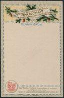 Harzer Sauerbrunnen Grauhof Goslar, Speisenfolge Germany Menu Card - Menükarten