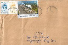 Togo 2017 Sotouboua Airport 500f Cover - Togo (1960-...)