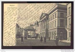 NAMUR : Hôtel De Ville, Voir Scan... Envoyée En 1906 - Namur