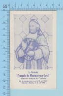 Image Reliquaire - Relique De François De Laval, Premier éveque De Quebec  Lingetouché Au Cercueuil - Histoire - Religion & Esotericism