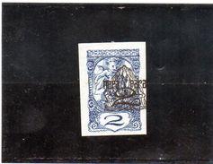 B - 1920 Jugoslavia - SHS - Francobollo Per La Slovenia (linguellato) - 1919-1929 Regno Dei Serbi, Croati E Sloveni