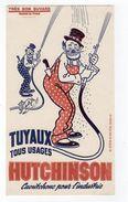 Sept17  79499    Buvard     Tuyaux Hutchinson - Automotive